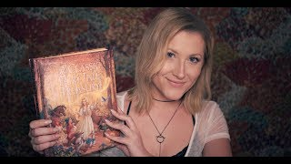 ASMR   Bedtime Fairy Tales (Tapping, Page Turning, Soft Speaking, Whispering)