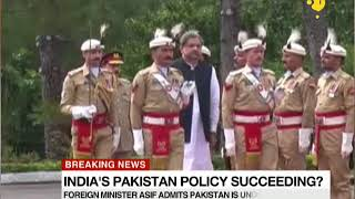 Breaking News: India's tough stance forces Pakistan to beg for peace at LoC