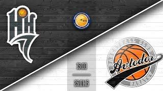 VTB Youth League: NN vs. Avtodor 26.01.15