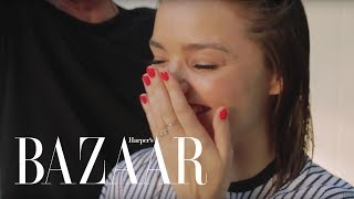 Miranda Kerr Gets Her Shortest Haircut Ever