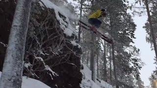 Ruka 2015-2016 Ski Edit