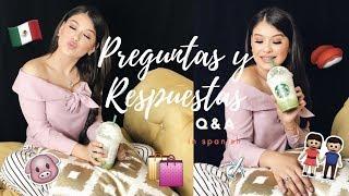 Preguntas y Respuestas  ♡ Katherin Damilet