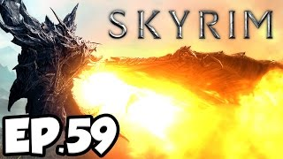 Skyrim: Remastered Ep.59 - JOURNEY TO A VAMPIRE CASTLE!!! (Special Edition Gameplay)