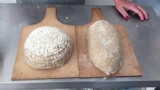 Insnijden brooddeeg/Scoring dough