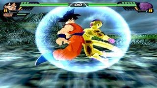 Goku and Golden Frieza Fusion | DBZ Tenkaichi 3 (MOD)