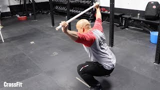 Weightlifting: Working With the PVC