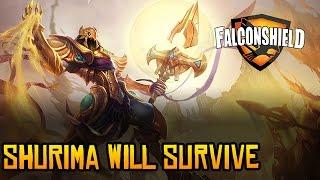 Falconshield - Shurima Will Survive (Original LoL song - Azir)