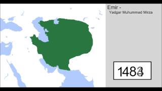 Rise and fall of the Timurid Empire
