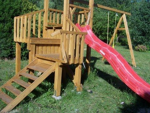 Plac zabaw dla dzieci Jak zrobić