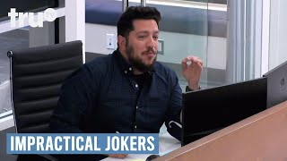 Impractical Jokers: Inside Jokes - Paging Dr. Puerto Rico | truTV