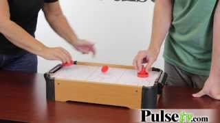 Tabletop Pool and Air Hockey