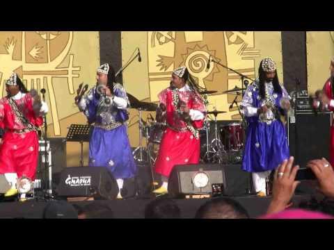 Hamid El Kasri Festival Gnaoua 2010 I