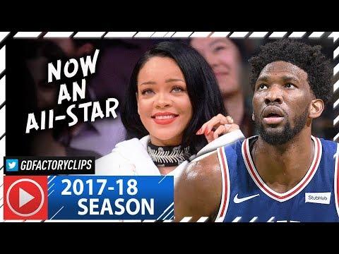 Xxx Mp4 Joel Embiid Full Highlights Vs Celtics 2018 01 18 26 Pts 16 Reb All STAR 3gp Sex