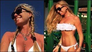 Federica Panicucci a quasi 50 anni sfoggia un bikini mozzafiato, da fare invidia alle ventenni