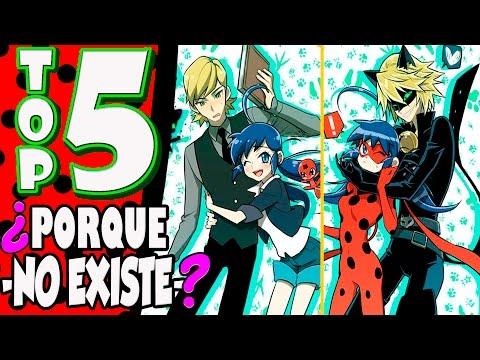 Xxx Mp4 Miraculous Ladybug TOP 5 ¿Por Que FELIX NO EXISTE 3gp Sex