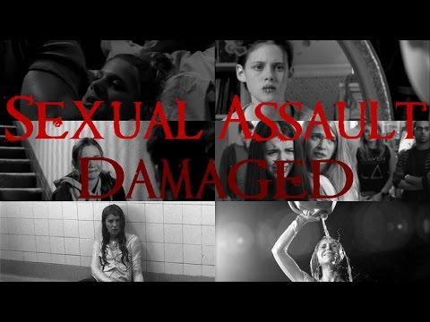 Sexual Assault MultiFandom ~Damaged~