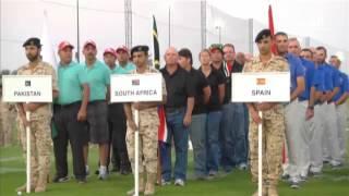 فوز بحريني في بطولة العالم العسكرية للجولف