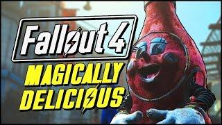MAGICALLY DELICIOUS!    Fallout 4 Nuka World DLC