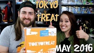 Tokyo Treat May 2016 - Premium box