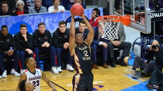 High-flying Florida State played above the rim to upset Gonzaga in the Sweet 16