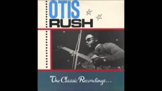 Otis Rush - It Takes Time - Vinyl