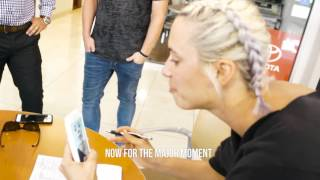 YesJulz Goes To South Dade Toyota!