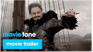 'Pan' Trailer (2015): Hugh Jackman, Rooney Mara