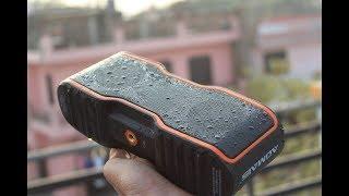 AOMAIS Sport II Waterproof Portable Bluetooth Speaker ! Actually Waterproof?
