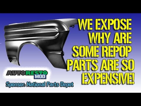 Xxx Mp4 Why Some Classic Car Reproduction Parts Are Expensive Episode 270 Autorestomd 3gp Sex