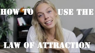 How to Use the Law of Attraction pt.3 | Cornelia