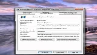 Eliminar página que se establecio como predeterminada en tu navegador SN programas