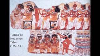 Historia de la danza oriental (belly dance) en Egipto