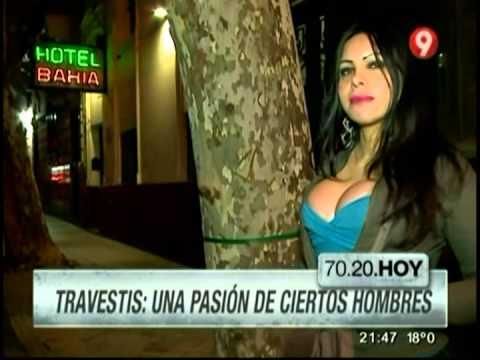 Travestis Una pasión de ciertos hombres