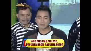 It's Showtime Funny One  Ryan Rems vs Gibis The Bottle Rounds