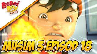 BoBoiboy Musim 3 Episod 18: Bahagia Bersama BoBoiBot