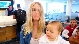 THE MOST STRESSFUL AIRPORT EXPERIENCE!