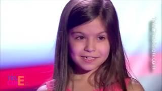 La Voz Kids 3: Kely, De 9 Años, Emociona A Los Coaches Y Consigue Que Se Giren In Extremis (Avance)