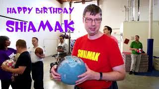 Happy Birthday Shiamak  - VICTORY Canada