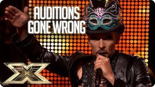 When Auditions Went Wrong in 2018 - Part 1   The X Factor UK 2018