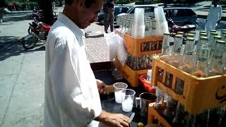 Limca Drink Receipe - Street Food in Islamabad