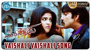 Mirapakay Movie HD Video Songs - Vaishali Vaishali Song   Ravi teja   Deeksha Seth