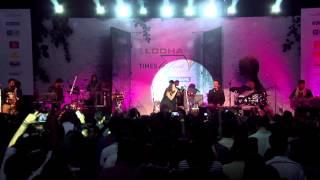 Sona Mohapatra- Bolo Na LIVE at Mumbai Literary Festival