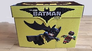 Special LEGO Batman Movie Unboxing and Haul!
