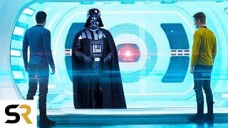 STAR WARS VS STAR TREK Trailer - Battle For The Galaxy (Fan Trailer)