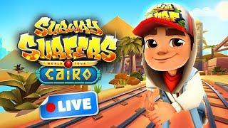 🎮 Subway Surfers World Tour 2017 - Cairo Gameplay Livestream