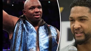 DOMINIC BREAZEALE OFFERED DILLIAN WHYTE FIGHT ON DECEMBER 22nd IN NEW YORK!!