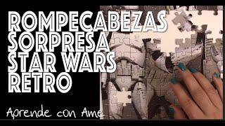 Star Wars puzzle jigsaw | Juguete de Star Wars juguete | aprende con Ame
