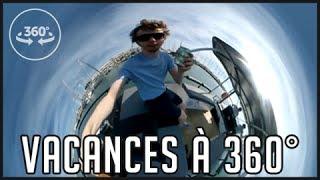 Les vacances à Jojo (vidéo 360°)