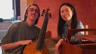 C.Ph.E.Bach : Sonate für Viola da Gamba und Cembalo g-moll, Wq.88