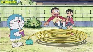Doraemon Tập 469 [Vietsub]  Vòng dây thổi sáo & Đề can anh em HD